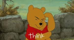 Winnie think